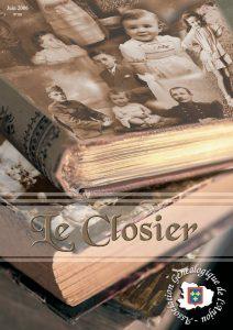 (revue trimestrielle le Closier)